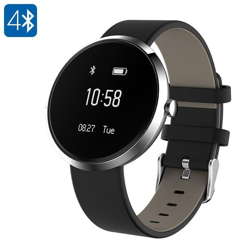 EMPLOI MONTRE CONNECTEE BLUETOOTH TENSION