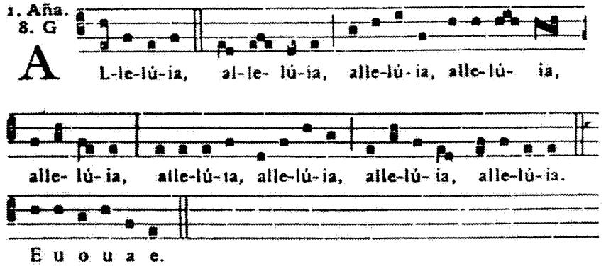 A guide to chant in charles tournemires lorgue mystique pdf figure 104 angelus domini offertory chant pr 698 699 an angel fandeluxe Images