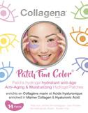 Fun Color Patchs Hydrogel Hydratant Anti-Âge J hydrate et je lifte le contour