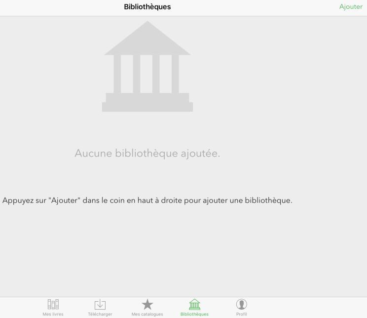 recherchez l application Aldiko Book Reader. ❷ Installez l application.