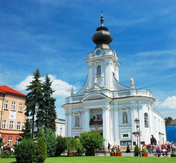 WADOWICE, BIRTHPLACE OF JOHN