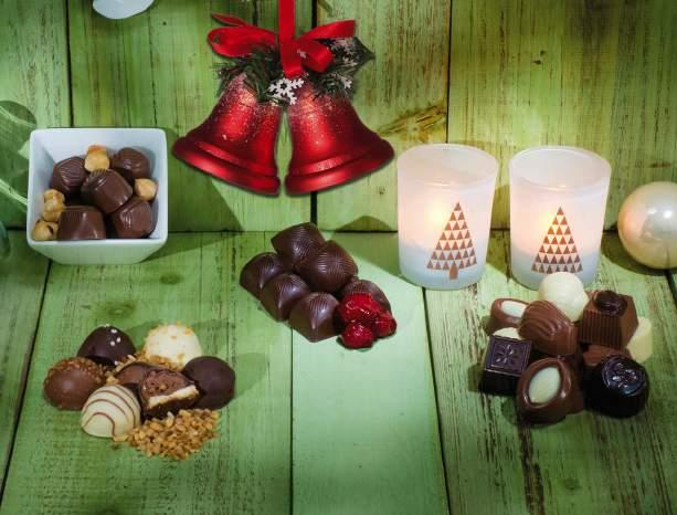 25 Assortiments Petits fours
