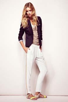 jacket BB10605 top BB22045 trousers