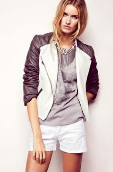 leather jacket BB10445 top BB26045