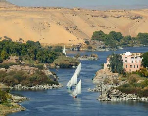 Cultural heritages of water the cultural heritages of water in the descending into egypt from equatorial africa and ethiopia the nile river has created a narrow fandeluxe Image collections