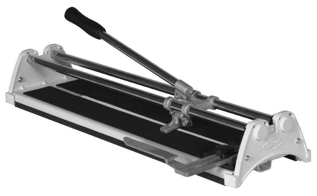 10220Q 20 in. 500 mm PROFESSIONAL TILE CUTTER OWNER S MANUAL COUPE CARREAUX PROFESSIONNEL MANUEL D'UTILISATION CORTADOR DE LOSETAS PROFESIONAL MANUAL DE OPERACIÓN WARNING! ALWAYS USE SAFETY GLASSES.