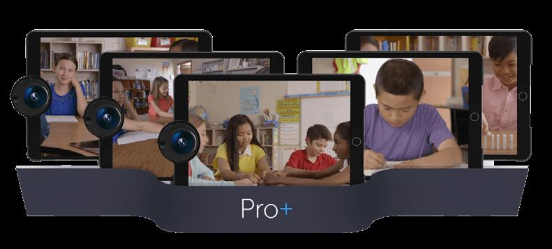 Instructional Coaching With Swivl Cloud you can easily and effectively support your teachers with meaningful feedback.