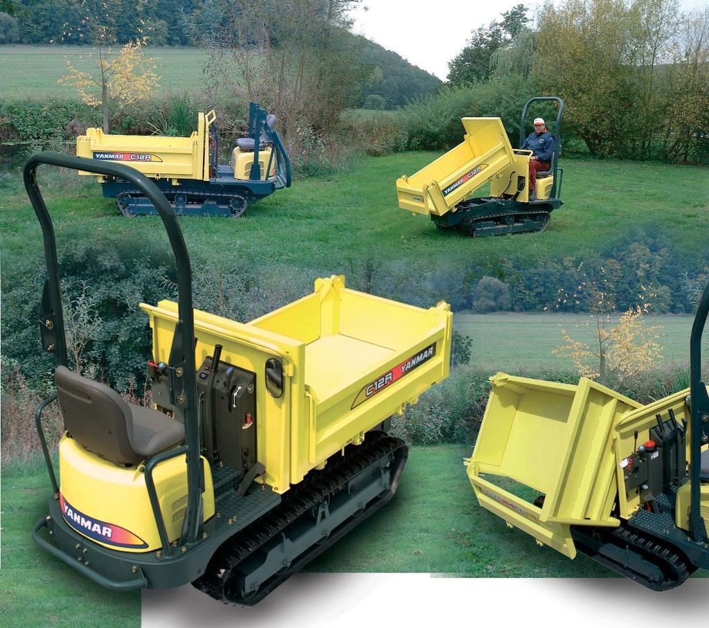 Machines compactes Carriers -A