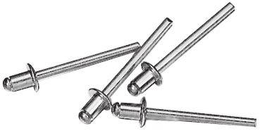 """x 3//32/"""" FLAT HEAD SOLID STAINLESS STEEL RIVETS QTY 10 2.3mm 3//32/"""""""