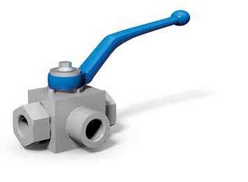 """Industrial 7//16/""""-20 SAE Thread Female Brass Ball Valve With Oval Handle"""
