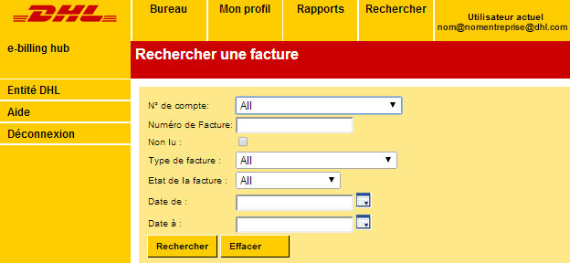 bordereau dhl