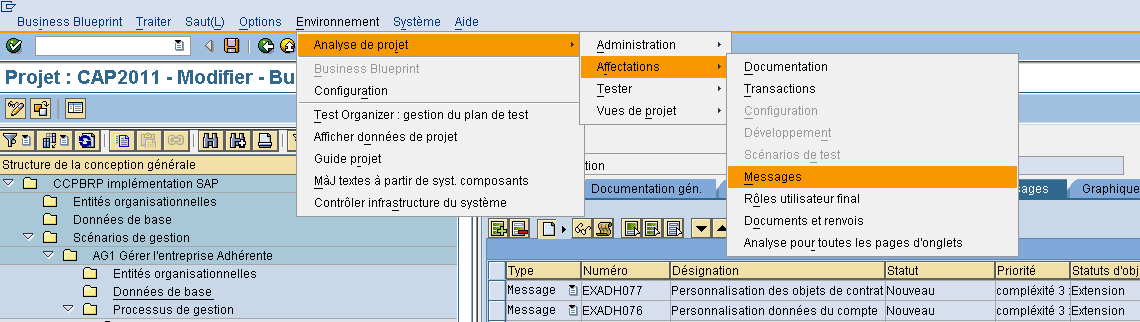 retour d exp u00e9rience sap solution manager hp quality center jira annexes