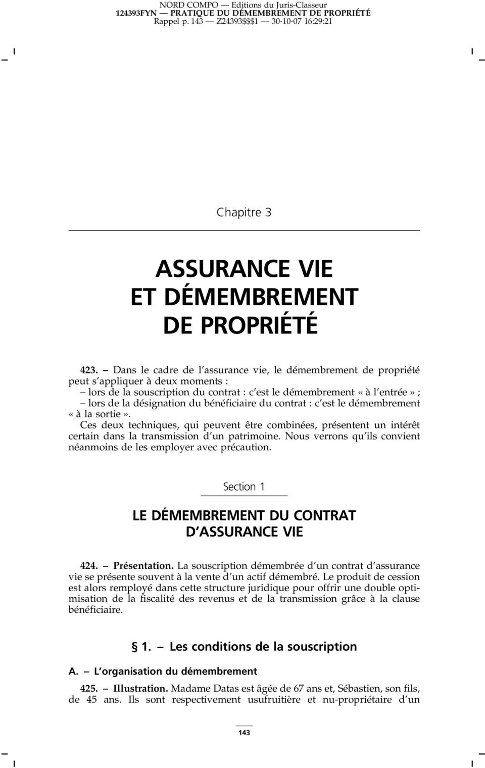Assurance Vie Et Démembrement Pdf Free Download