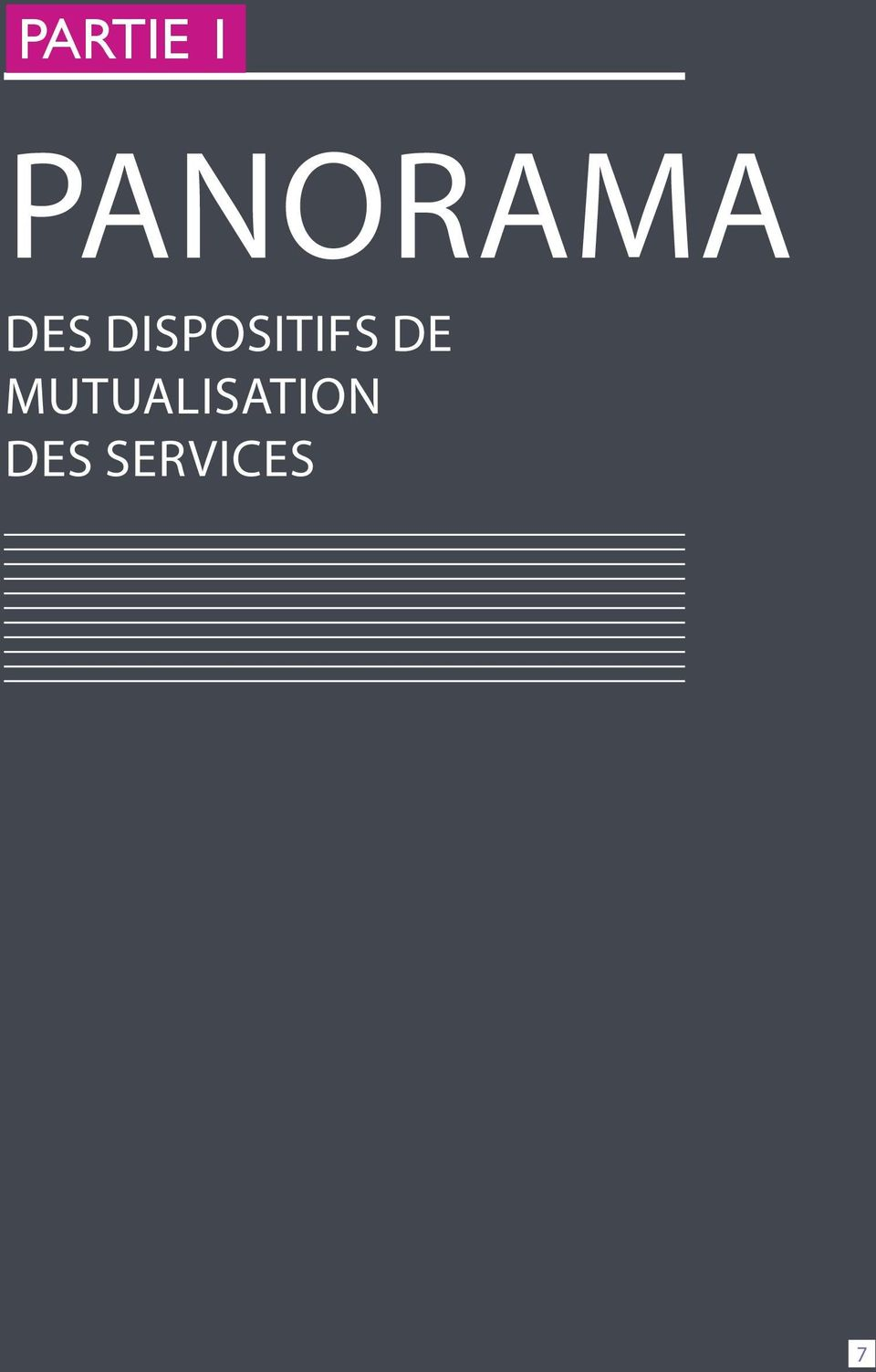 DISPOSITIFS DE