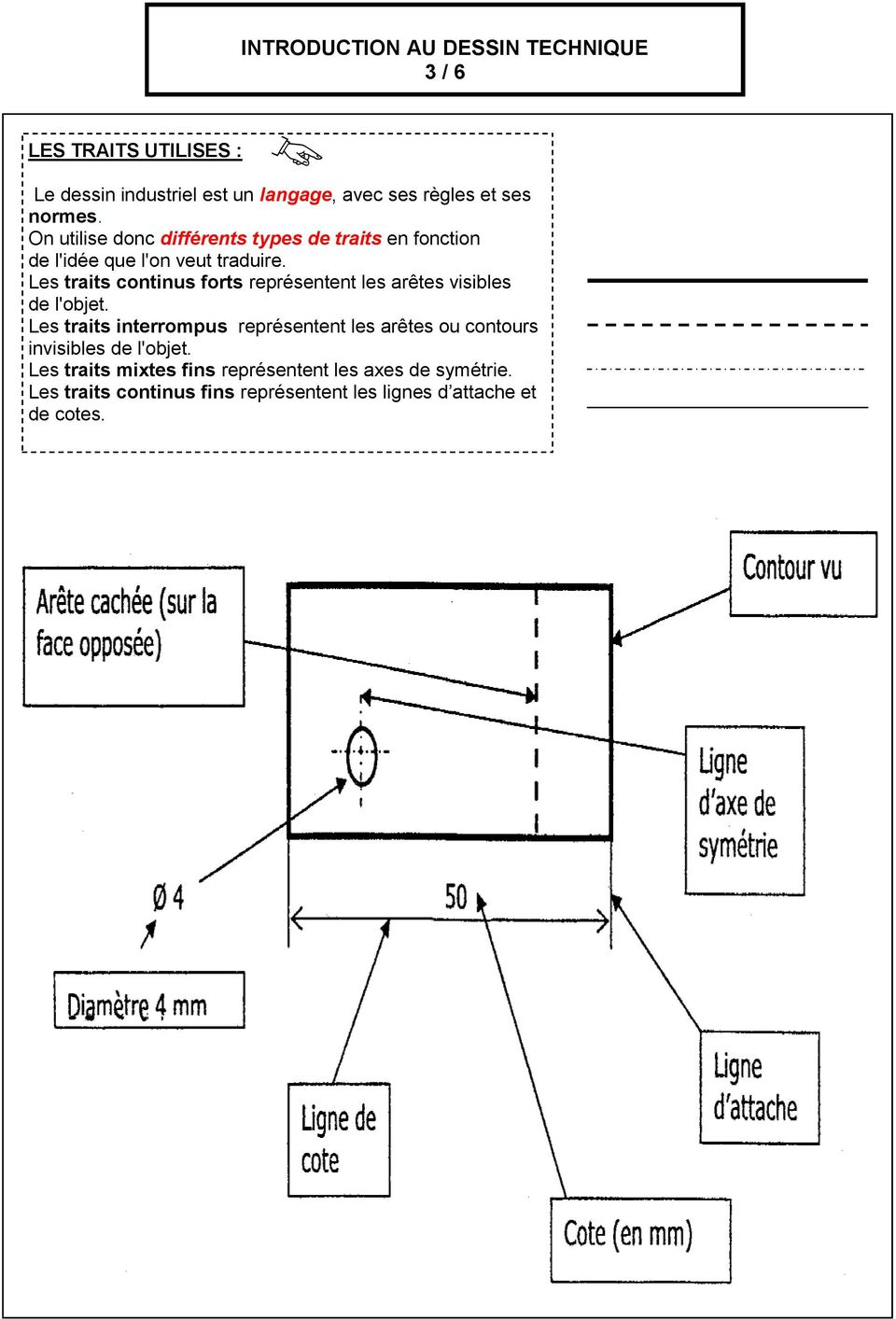 Introduction Au Dessin Technique 1 6 Pdf