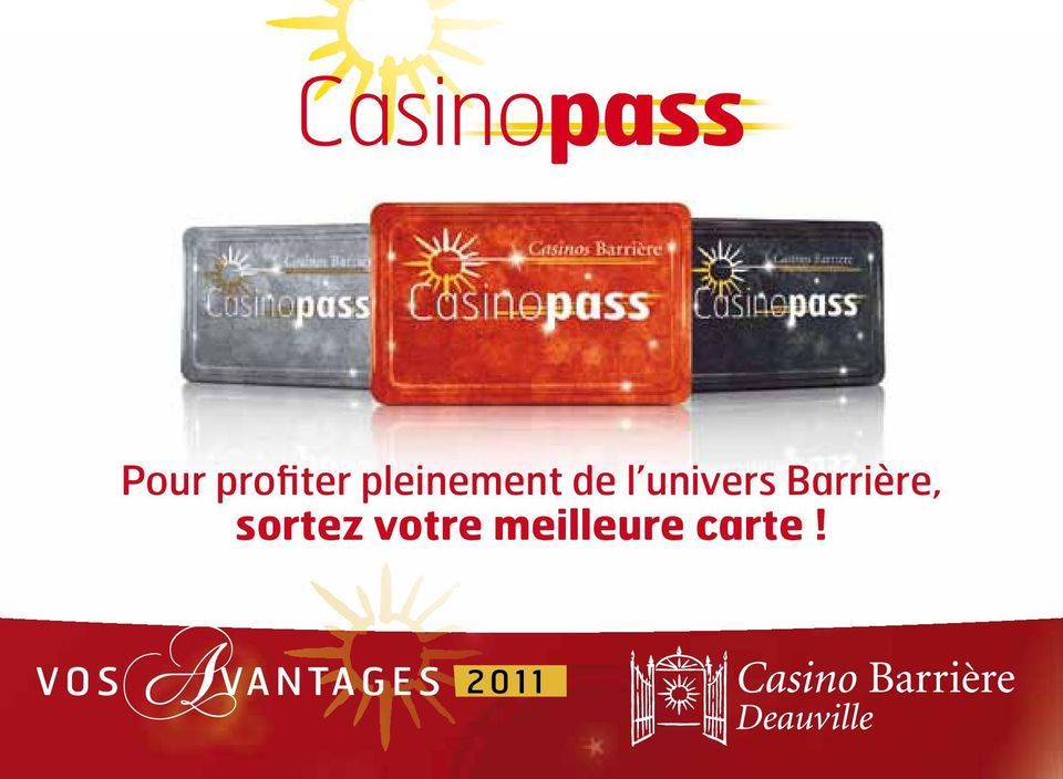 casinopass barriere
