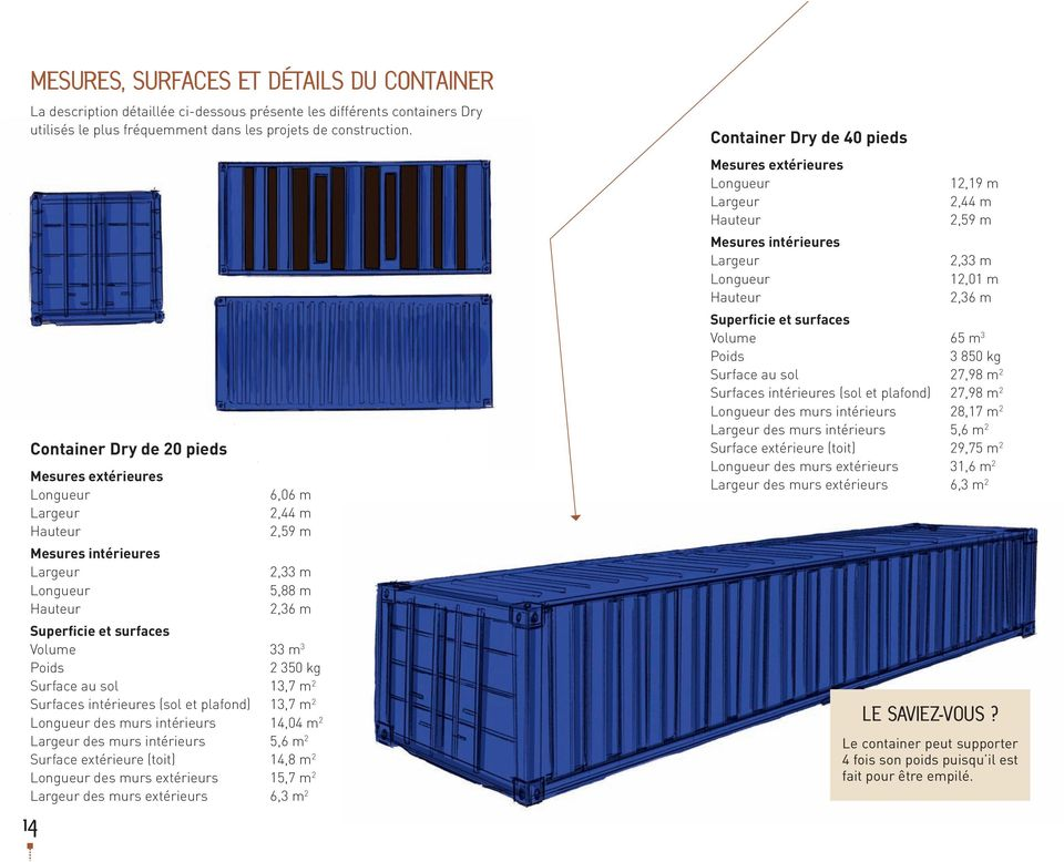 Isolation maison container pdf ventana blog for Isoler un container