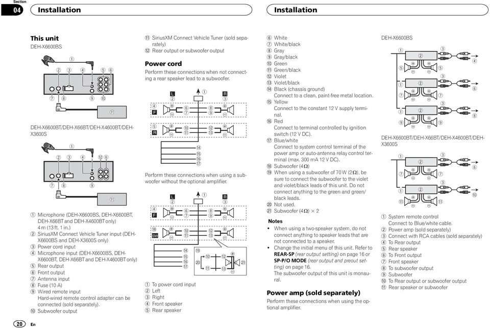 pioneer 6300bt wiring diagram color wiring diagram for a pioneer deh x6600bt wiring diagram  pioneer deh x6600bt wiring diagram