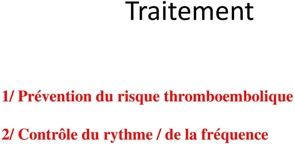 thromboembolique 2/
