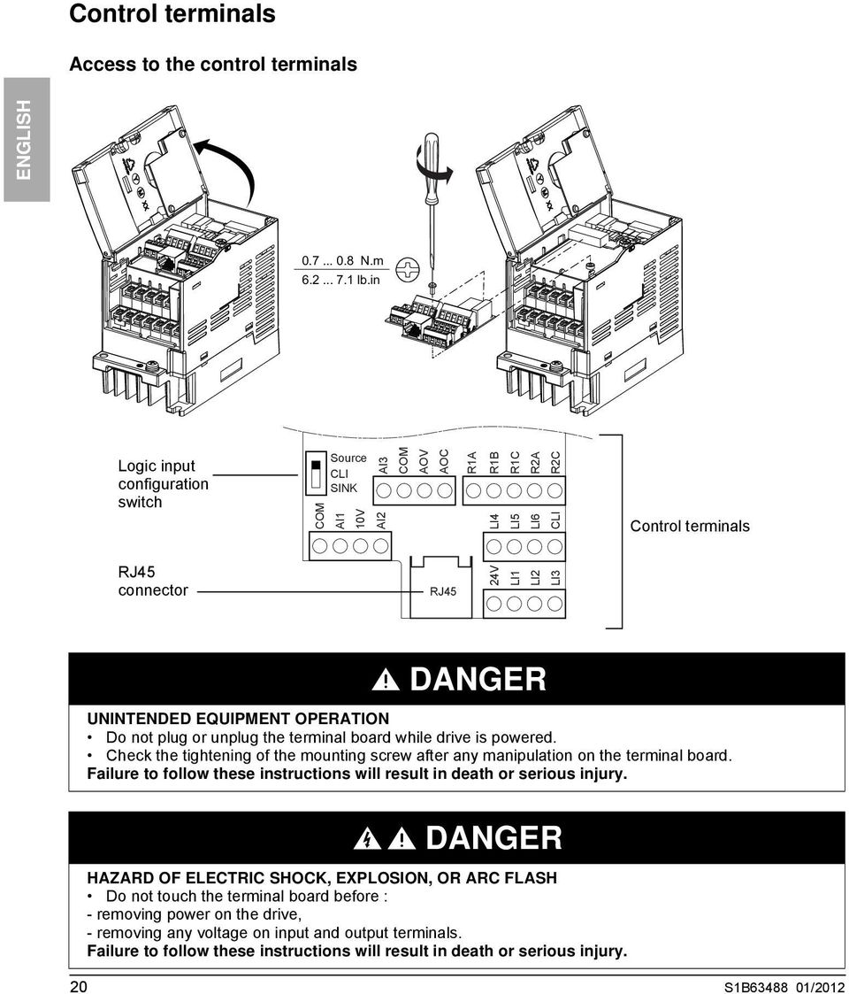 Ebook PDF Atv312 Wiring Diagram