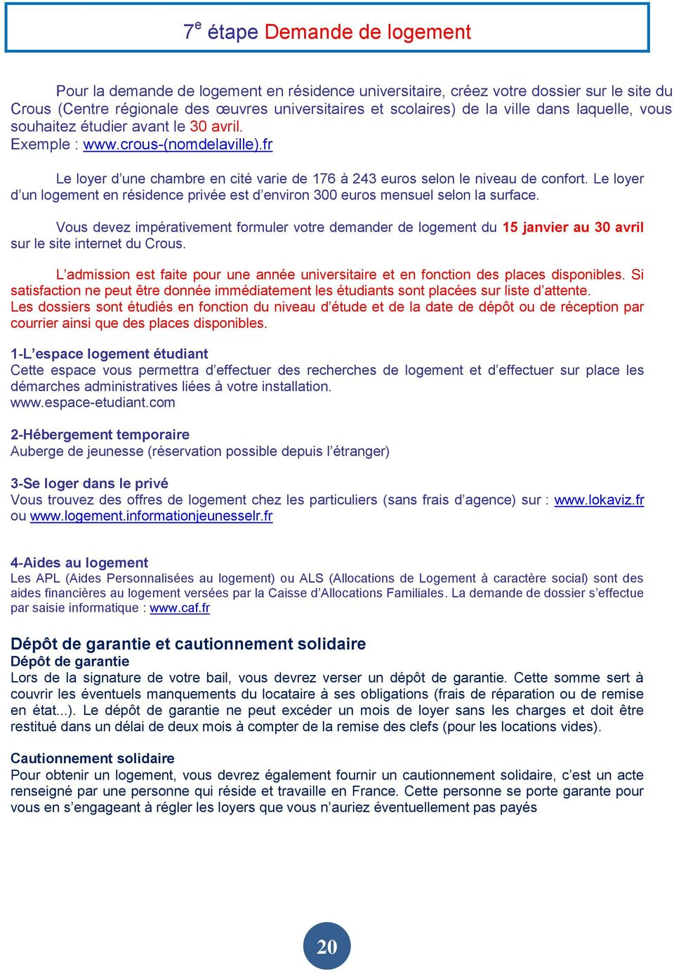 Mon Guide Campus France Pdf Free Download