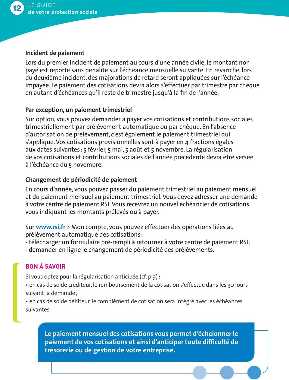 Le Guide De Votre Protection Sociale Pdf