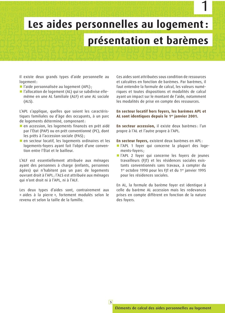 Aide Personnalisee Au Logement Accession Groupe Sister