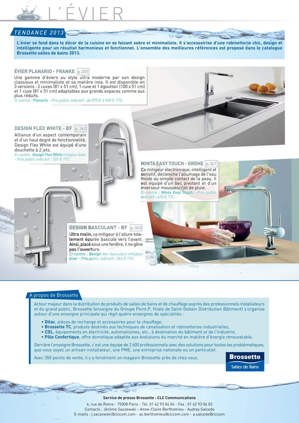 Catalogue Brossette Salle De Bain Bright Shadow Online