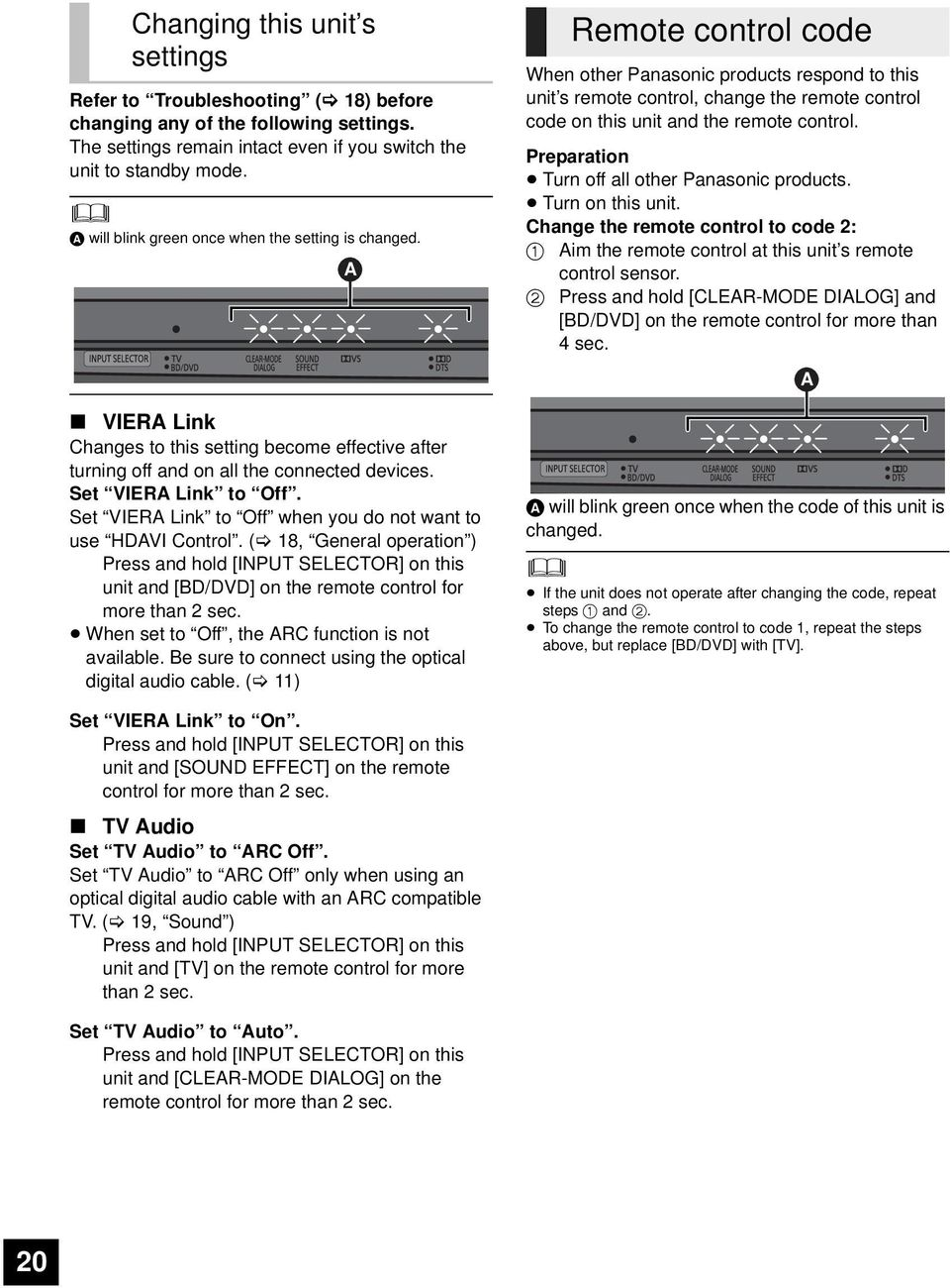 Operating Instructions Home Theater Audio System - PDF