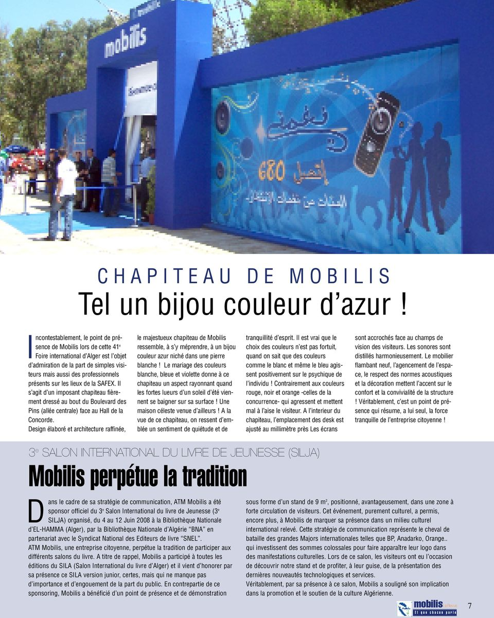 activation mobilis international