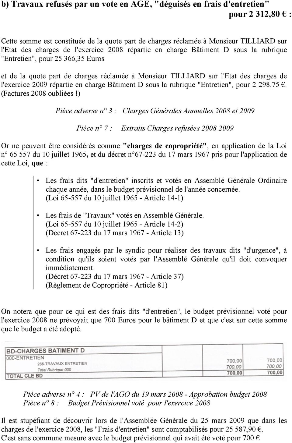 Tribunal D Instance Du 6eme Arrondissement De Paris Affaire
