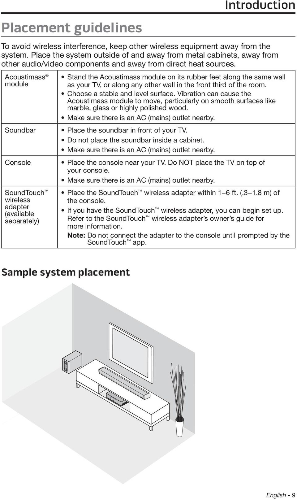 CineMate 130  home theater system  Owner's Guide Guía del usuario