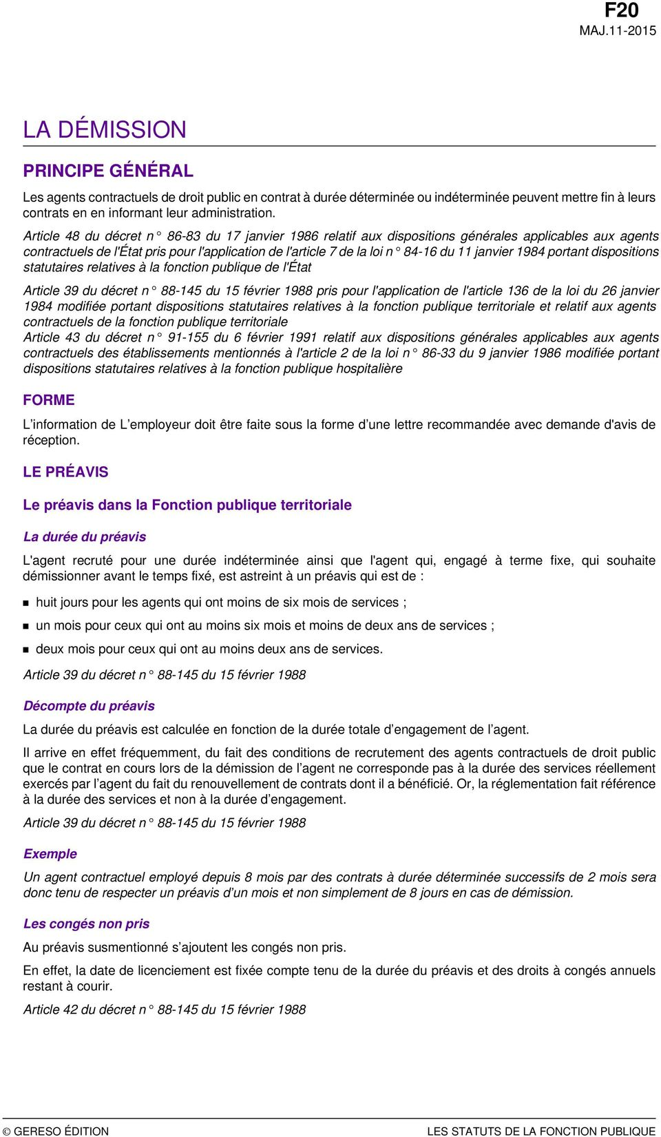 d489eb3057d LES CONDITIONS DE RECRUTEMENT DES AGENTS CONTRACTUELS DE DROIT ...