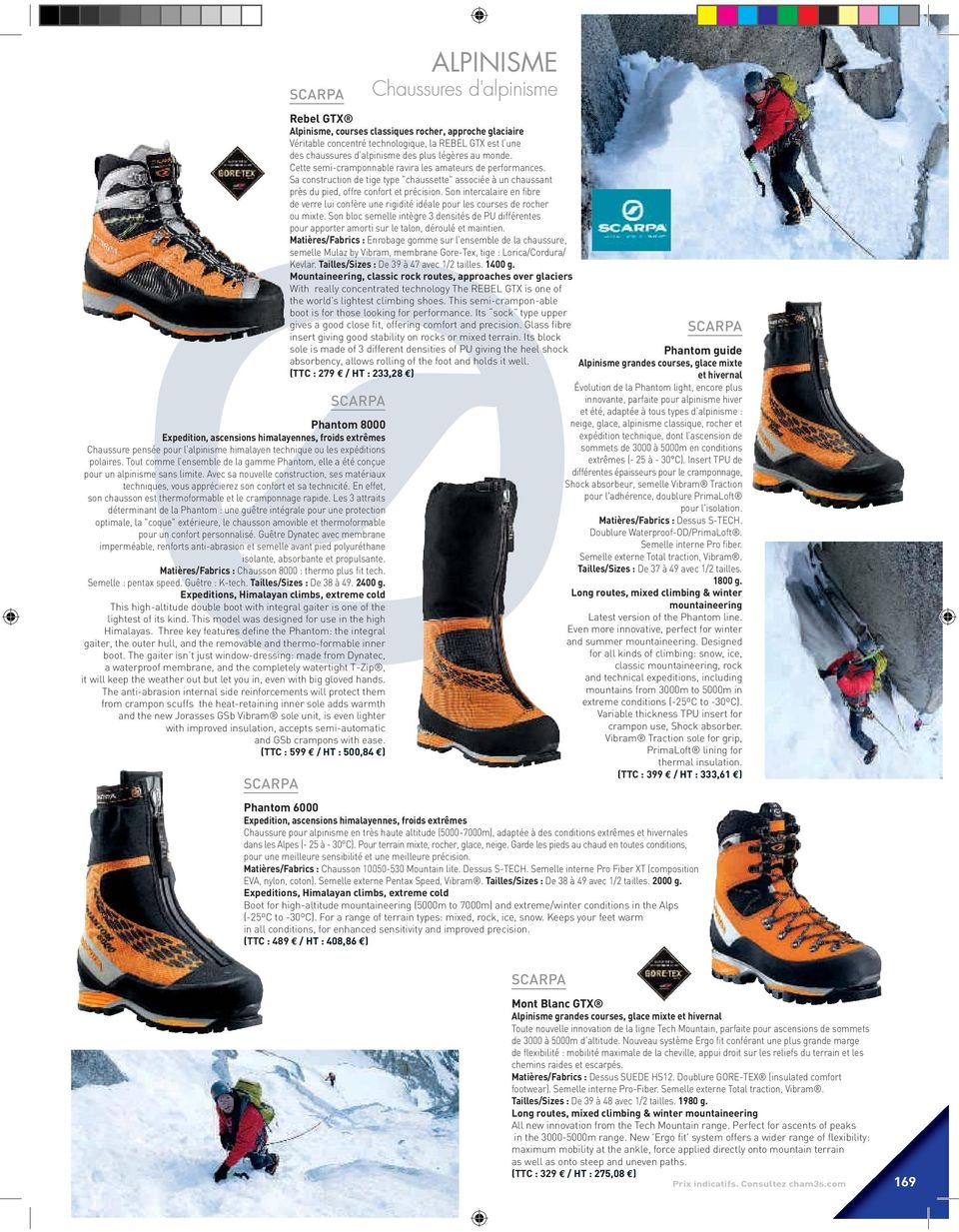 e6c04110af0b40 ALPINISME Chaussures d'alpinisme. Advertisement. Advertisement