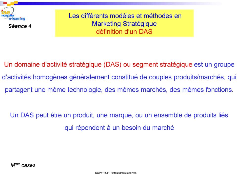 Ue Marketing Strategique Pdf