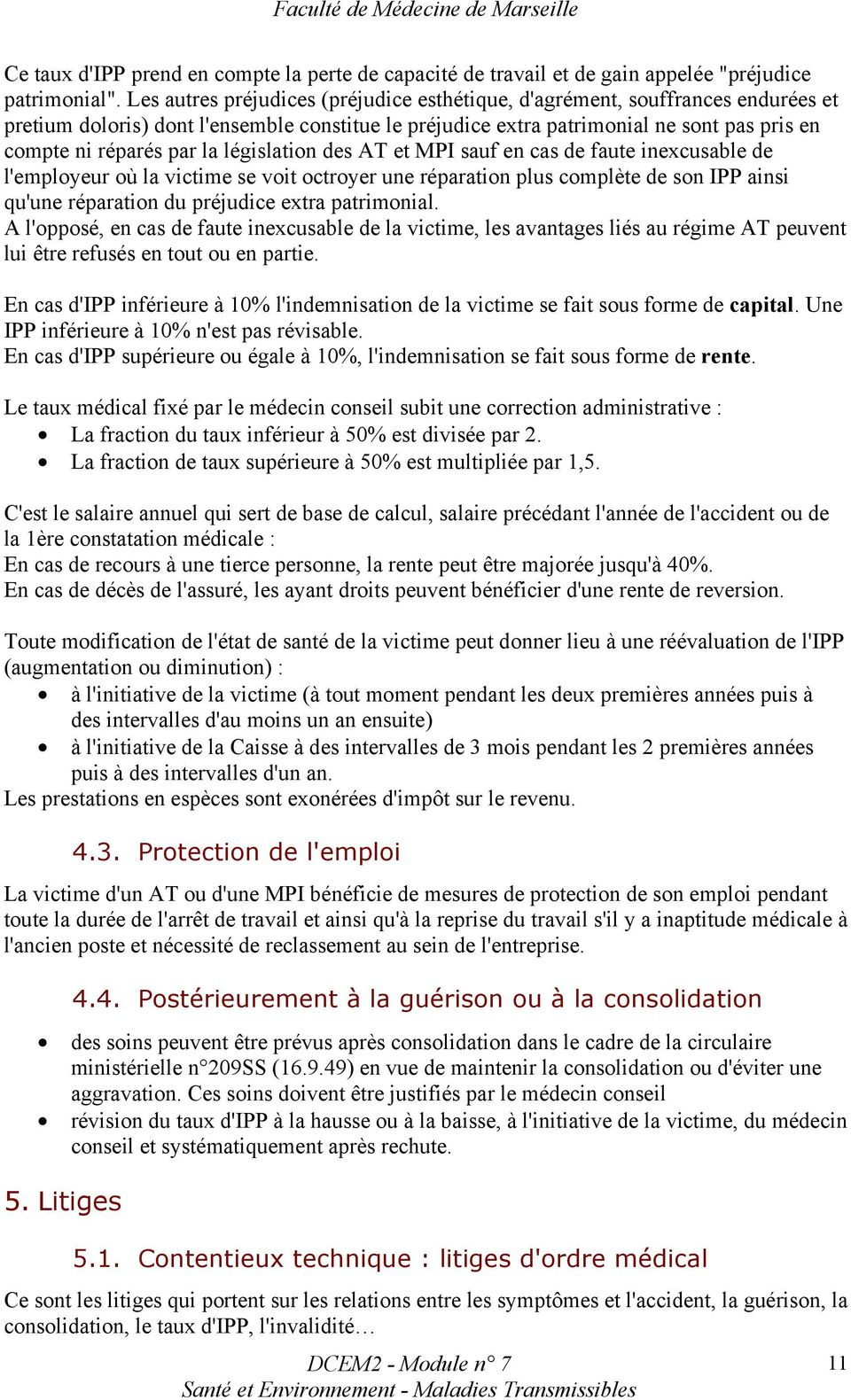 Accidents Du Travail Et Maladies Professionnelles Definitions 109