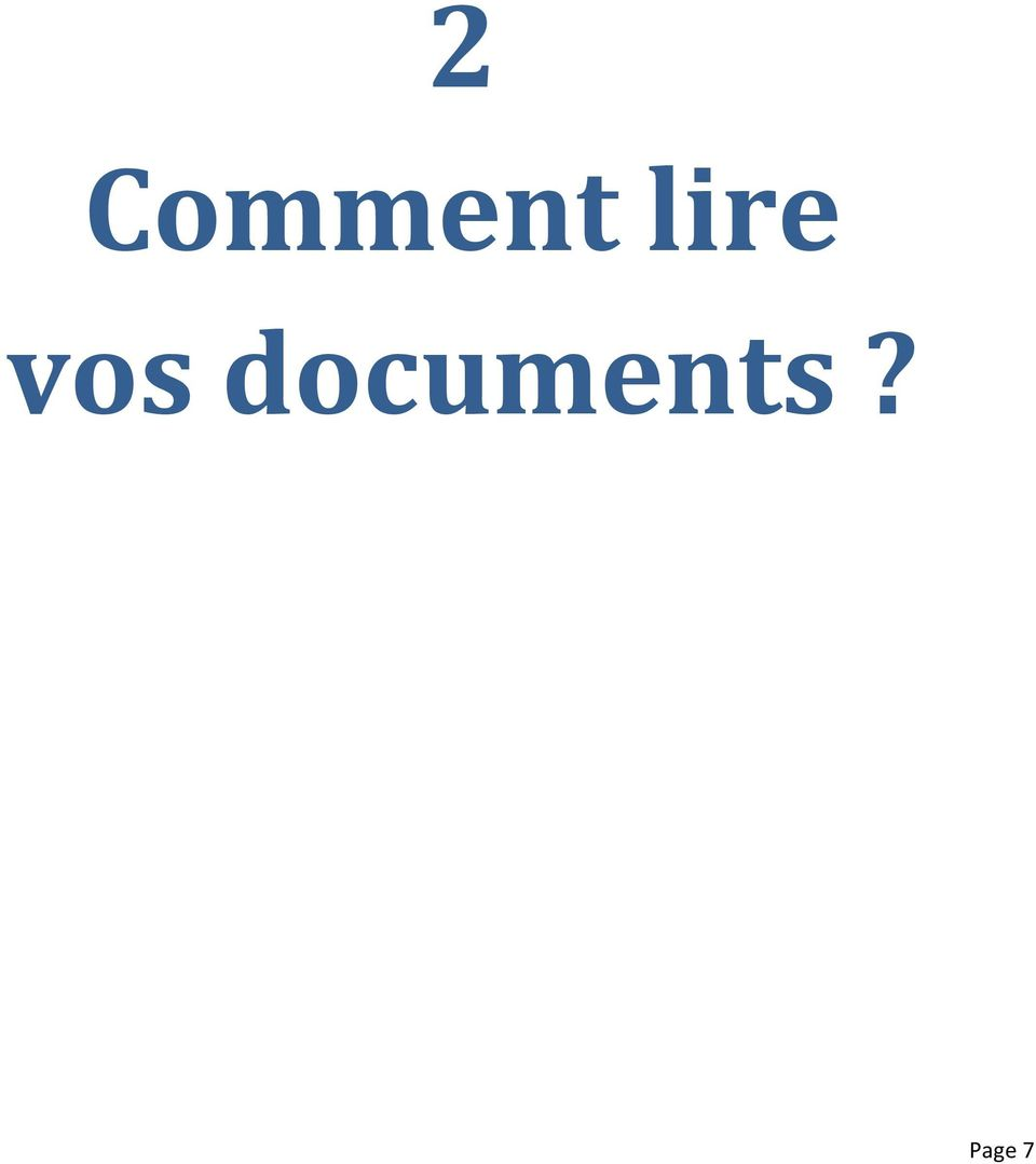 documents?