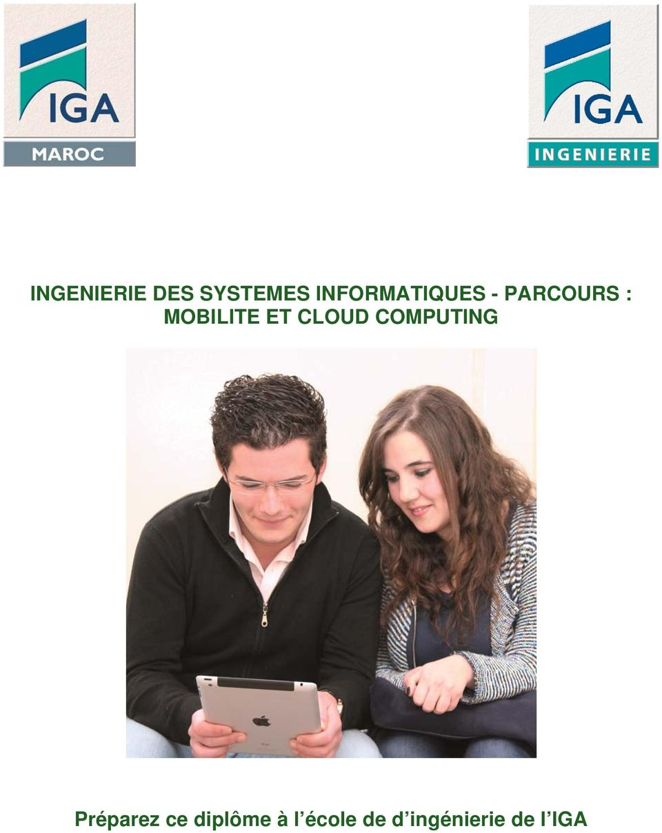 MOBILITE ET CLOUD COMPUTING