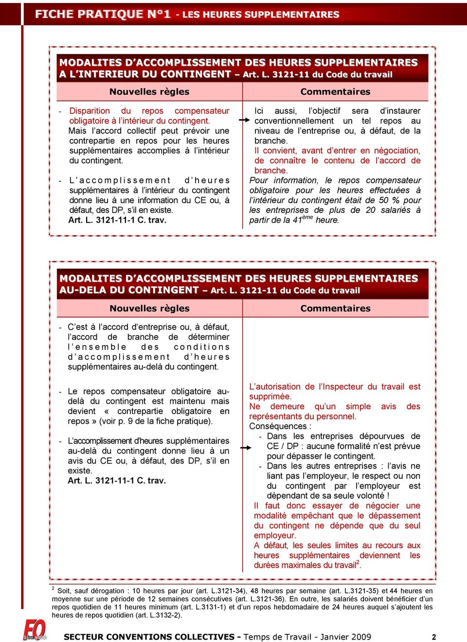 Les Heures Supplementaires Pdf