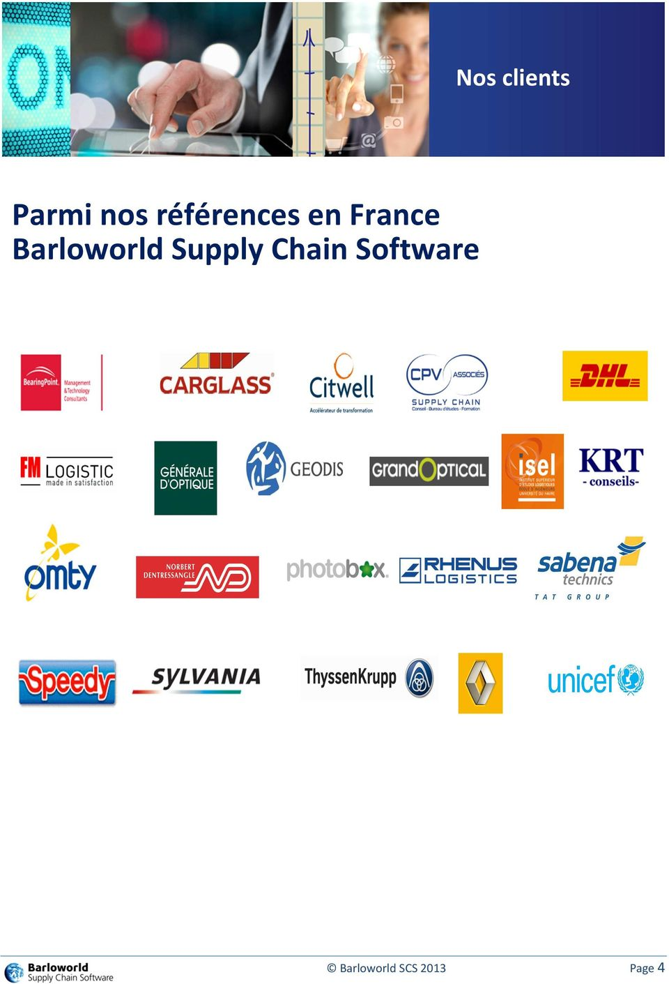 Barloworld Supply Chain