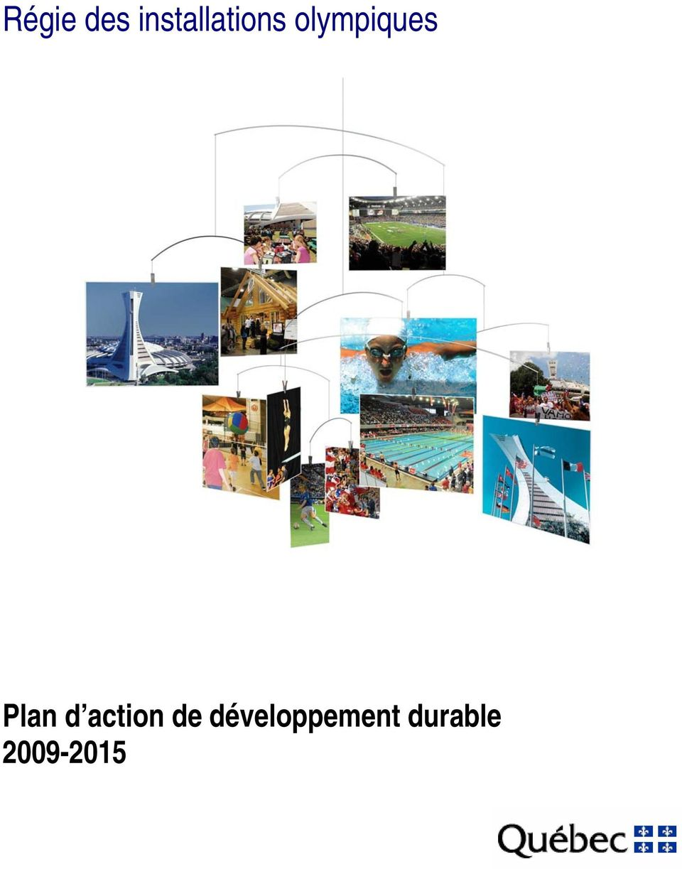 olympiques Plan d