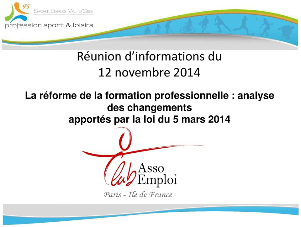 formation professionnelle : analyse