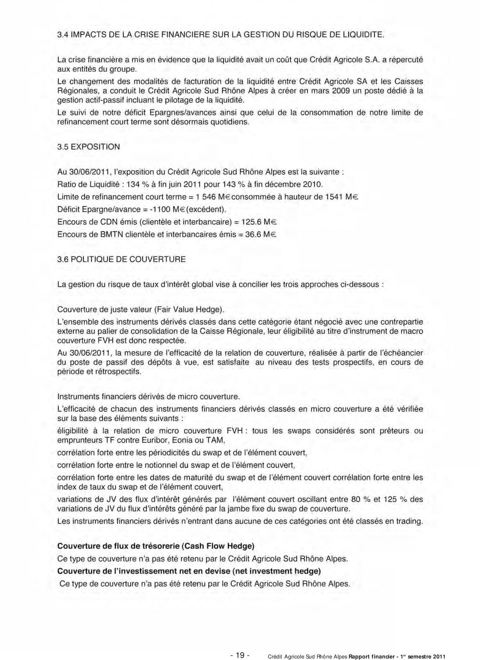 Alpes Rapport