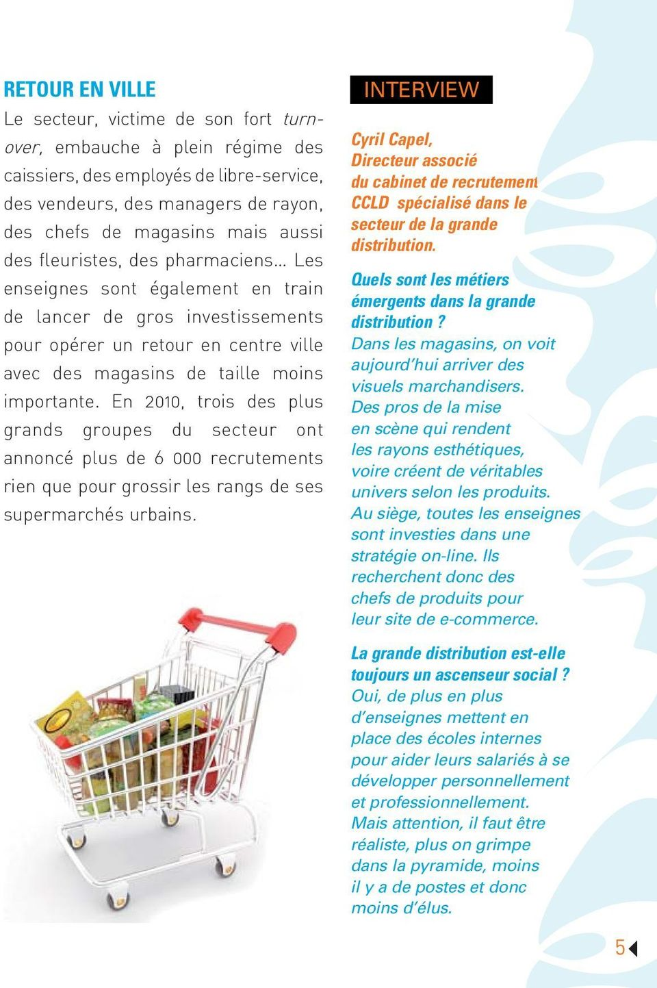 Cabinet de recrutement grande distribution - Cabinet de recrutement grande distribution ...