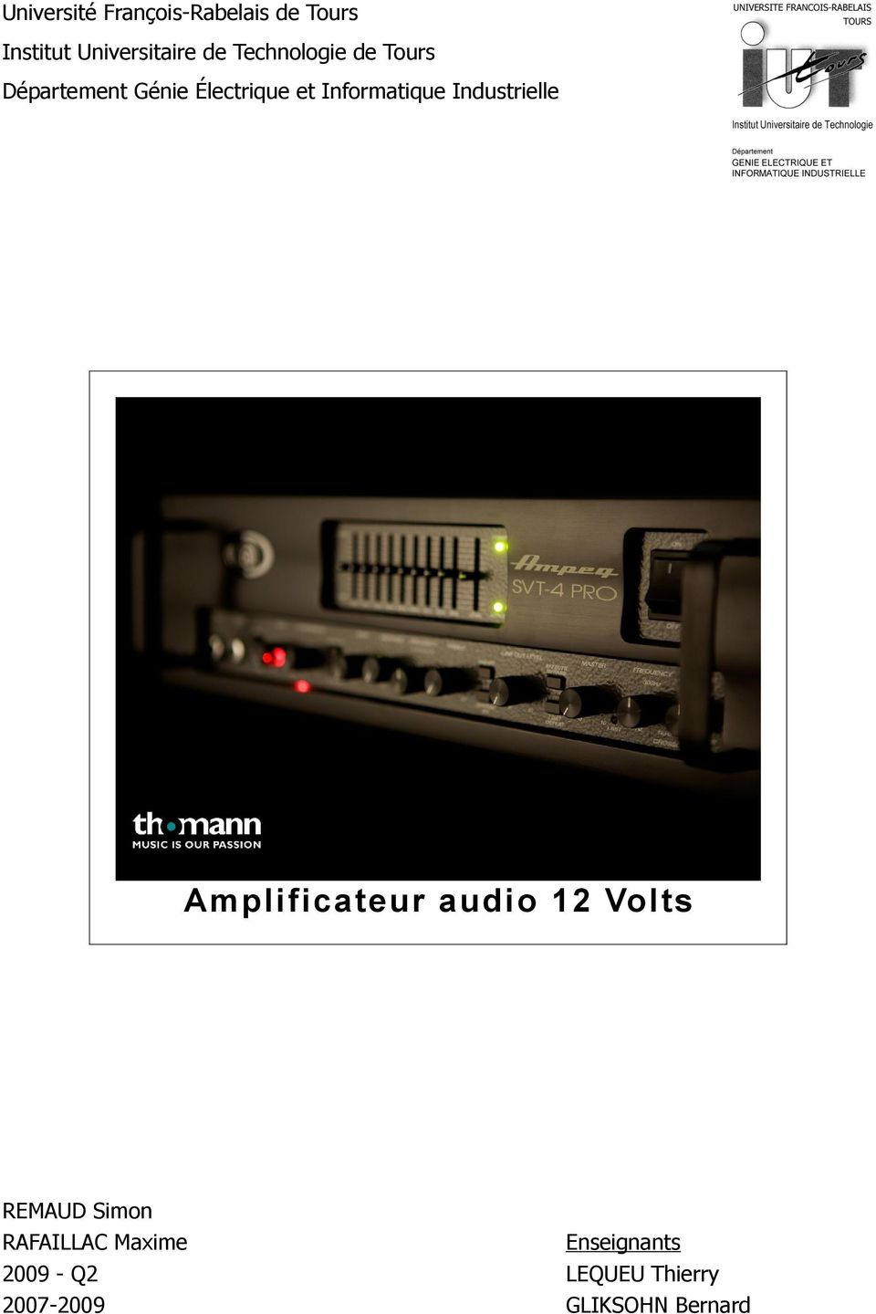 Amplificateur Audio 12 Volts Pdf Panel Tda1562q 36 Watt Power Amplifier Circuit And Explanation Industrielle Remaud Simon Rafaillac