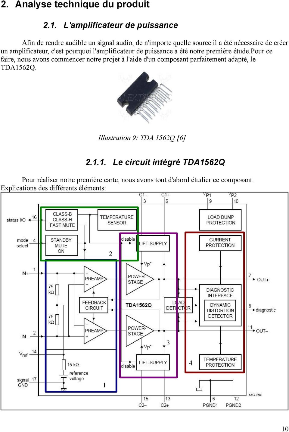Amplificateur Audio 12 Volts Pdf Panel Tda1562q 36 Watt Power Amplifier Circuit And Explanation Cest Pourquoi Lamplificateur De Puissance A T Notre Premire Tude