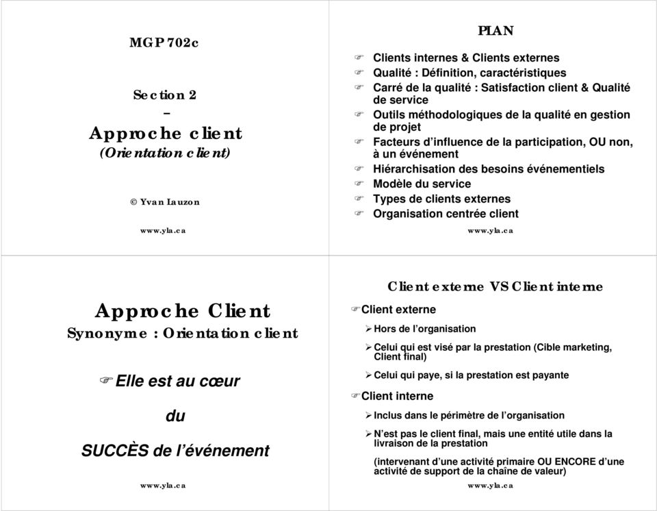 Approche Client Synonyme Orientation Client Pdf Free Download