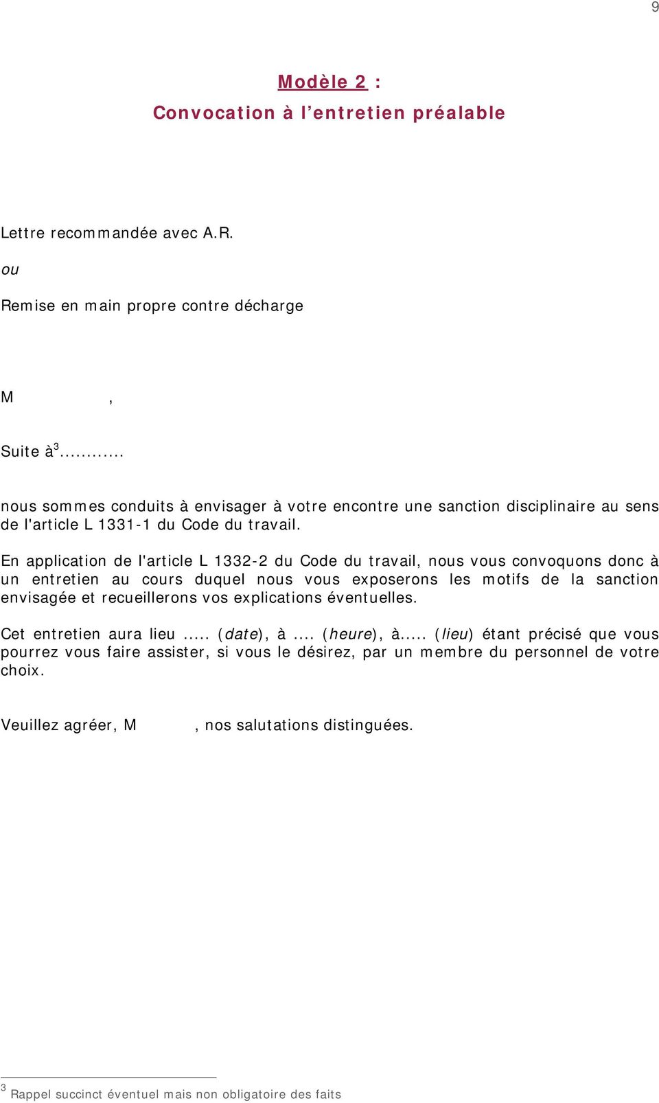 e8cf0d90c67 En application de l article L 1332-2 du Code du travail