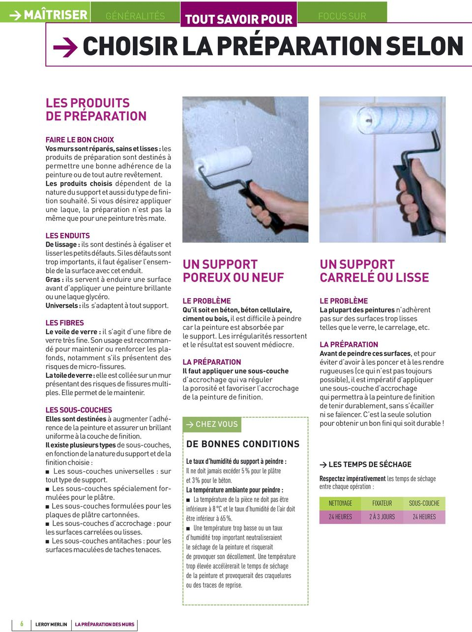 La Preparation Des Murs Pdf Free Download