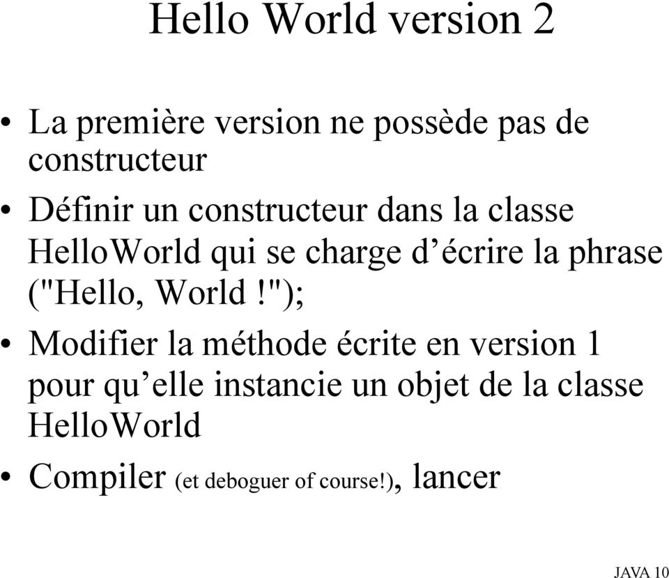 "phrase (""Hello, World!"
